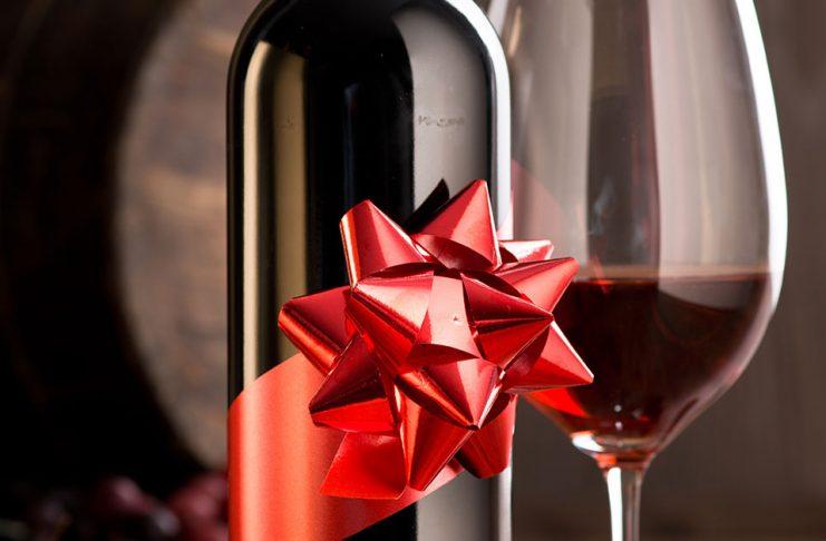 Celebrity wine spectator award