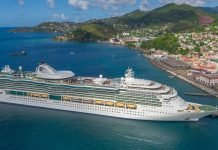 Jewel of the seas Grenada
