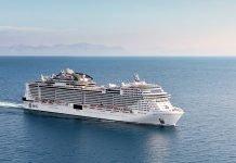 MSC Bellissima Cruise Saudi