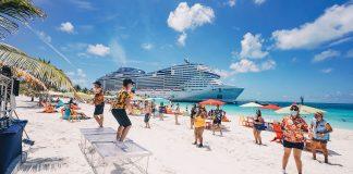 MSC Cruises MSC Meraviglia Island