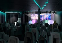 MSC Seashore MSC Cruise THEATRE