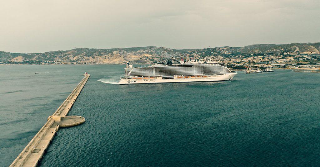 MSC Seaside Marseille Cedric-Denoyer