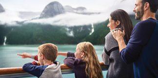 Princess North to Alaska Family