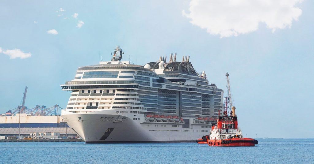 Saudi Arabia MSC Bellissima MSC Cruises