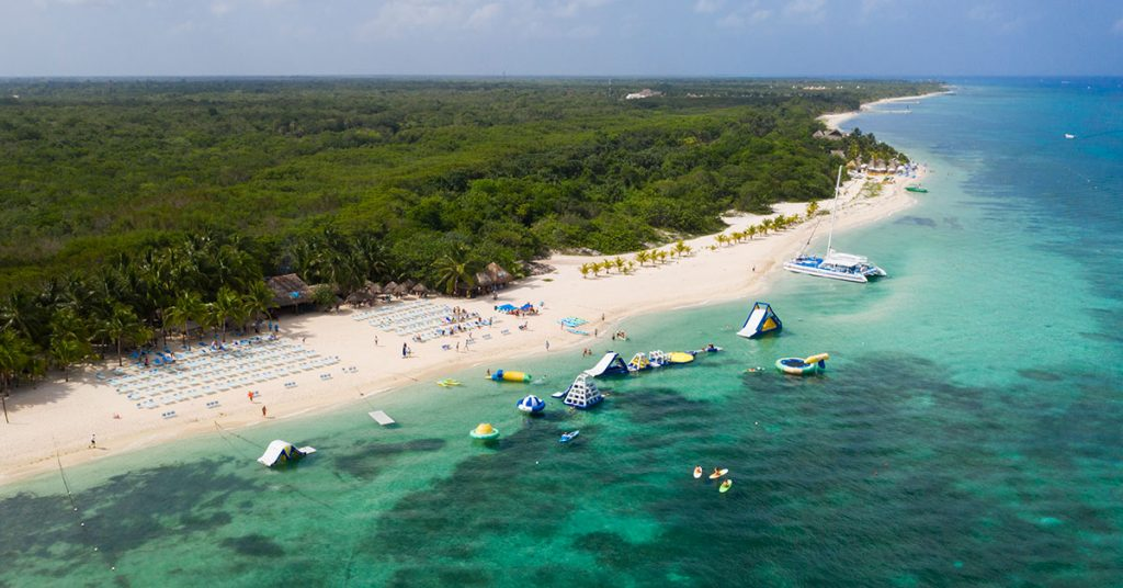 Things to do in Cozumel FURY
