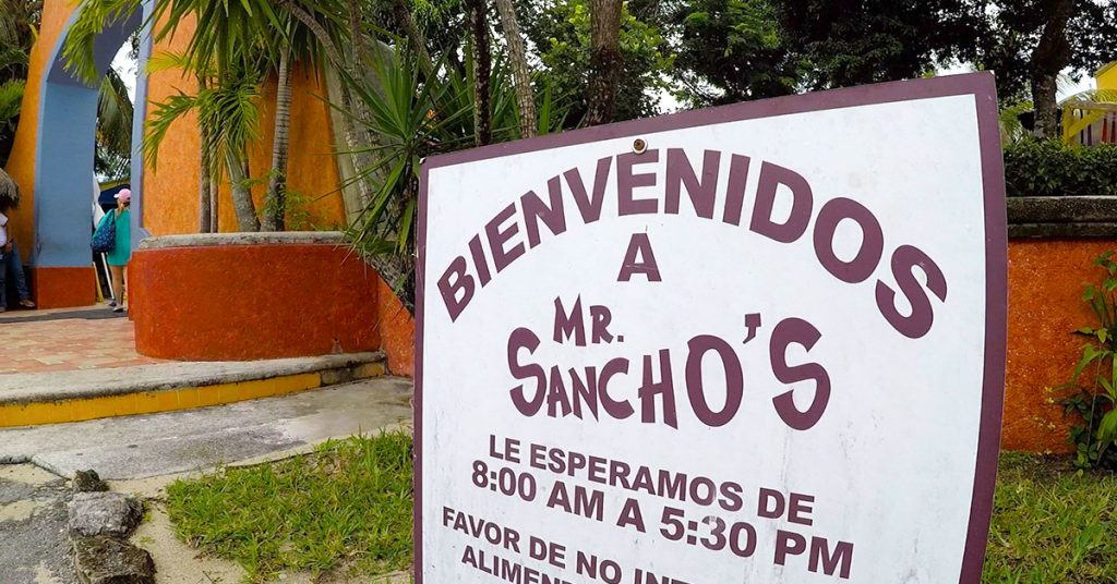 Things to do in Cozumel Mr Sanchos