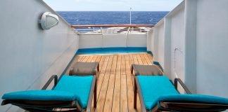 Windstar Star Breeze Owner Suite Balcony