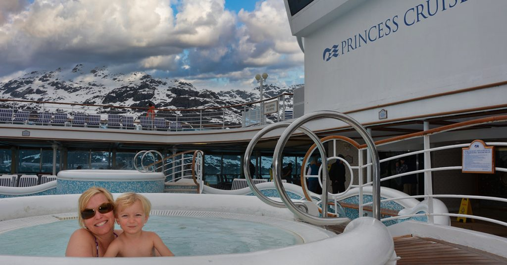 Alaska Cruise Packing Jacuzzi