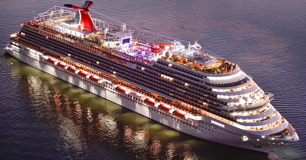 Carnival Cruise Panorama Exterior