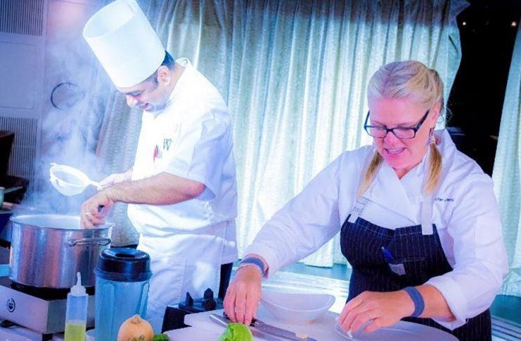 Chef Jennifer Jasinski Windstar Cruises