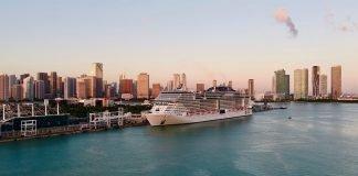 MSC Cruises MSC Meraviglia PortMiami