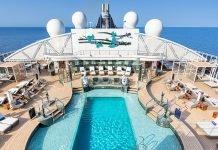 MSC Cruises MSC Seashore Pool Deck