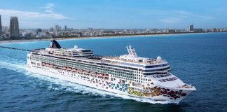 Norwegian Cruise Norwegian Gem Miami