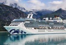 Princess Cruises Alaska Cruise Glacier Bay