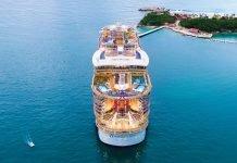 Royal Caribbean Harmony of the Seas Labadee