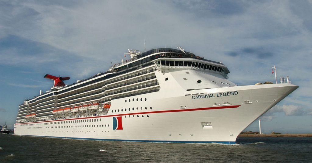 Carnival Cruise Carnival Legend