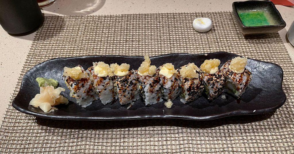Carnival Panorama Bonsai Sushi Roll