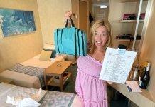 Cruise Cabin Tips and hacks Carnival Panorama