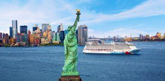 Norwegian Cruise Norwegian Breakaway New York