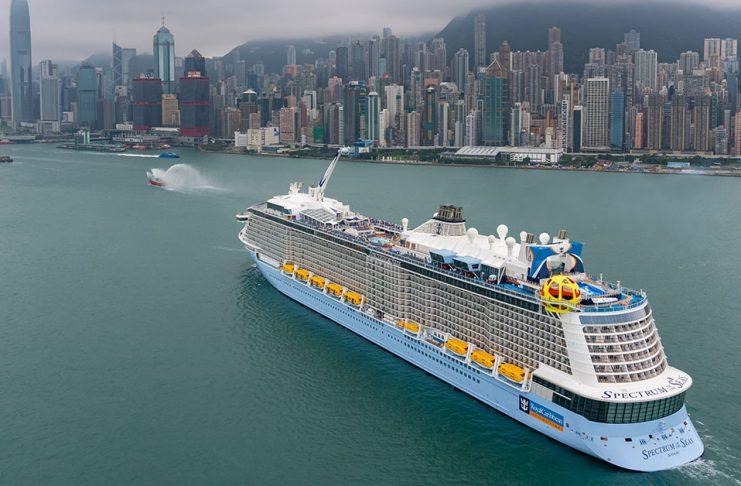 Spectrum of the Seas Hong Kong
