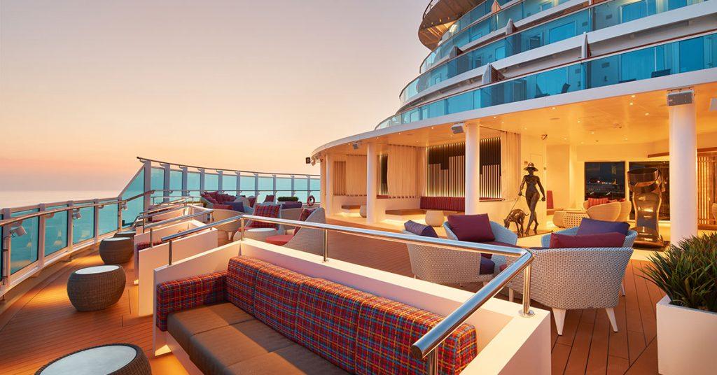 Costa Cruises Lounge della Moda Outside Firenze 1972